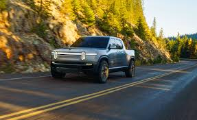 100 Ford Electric Truck Amazon Investing In Rivian 700 Million Investment To EV Startup