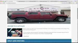 A1 Auto Sales Memphis, TN - Website Audit By Unofficial - YouTube Altus A1 Car Care Home Facebook Medium Tactical Vehicle Replacement Wikipedia Vacuum Truck Commercial Pumping Sanitation Paris Texas Isuzu Wrap Plumber Trade Pipe Which Moving Truck Size Is The Right One For You Thrifty Blog Wallpaper Car Volvo Cargo Automotive Design Aa Products Auto Laptop Mount Netbook Stand Holder Welcome To World Towing Recovery Window Tint Residential Accsories Locksmith Madison Ms Unlock