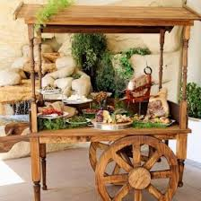 Rustic Party Hire Products Sydney