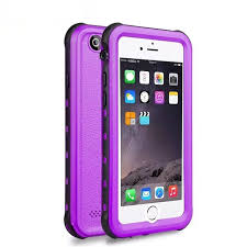 For iPhone 6 plus Waterproof Case Redpepper IP86 Shock Dirt Snow
