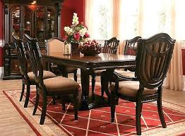 Charming Raymour And Flanigan Dining Room Chairs Set Traditional Outlet