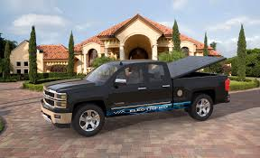 100 Truck Accessories Orlando VIA Motors Introduces SolarPowered Bed Covers