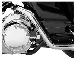 Vance And Hines Dresser Duals Black by Freedom Performance Standard True Dual Headers For Harley Touring