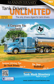 Tank Drivers Unlimited June 2018 By Blessed Wind Productins - Issuu Truck Trailer Transport Express Freight Logistic Diesel Mack Bulk Transportation Food Grade Tank Wash Transporters Food Abbey Logistics Group Leading Road Tanker Service Provider Indian River Florida Scores Biggest Annual Gain In Heavyduty Clean Trucks Tanker Yankers Good Companies Truckersreportcom Venezia Trucking Services Liquid Dry Bulk And Best Cdl Truck Driving Jobs Getting Your Is Easy 4 Trends Tank Trailers Fleet Management Info News For Foodliner Drivers 2018 Mac Trailer 1650 Fully Loaded Food Grade Dry Bulk