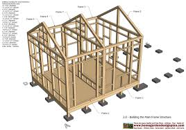 10x14 Barn Shed Plans by September 2014 Shed Plans For Free