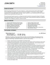 Accountant Resume Examples Property Accounts Payable Example Images About Best Accounting Senior Public Bullet Points