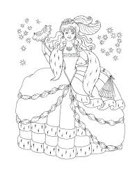 Princess Coloring Pages Free Large Books Party Favors Disney Book Pdf App