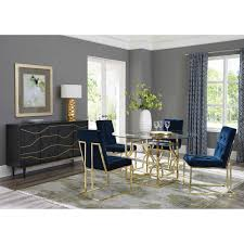 Evianna Set Of 2 Dining Side Chairs Blue Velvet Small Round Ding Table In Black With 4 Teal Blue Velvet Chairs Rhode Island Kaylee Remarkable Navy Set Tufted Uptown Chair Silver Leaf Including Modern Lovely Pink Upholstered Gold Room Metal Frame Of 2 Extraordinary Covers Slipcovers A Rustic Elegant Thanksgiving Eclectic Living Room Home White Extendable 6 Vivienne Jenna Belinda Ding Chair Navy Khamila Fniture Store Kallekoponnet Kitchen Design Tiffany Slate Amusing