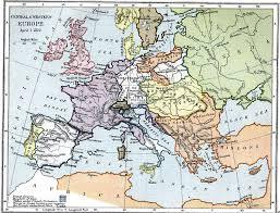 417 Map Of Italy April On Roman Empire Tuscany