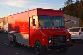 8'x14' Concession Truck - Portland Food Trailers