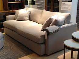 Crate And Barrel Axis Sofa by Bryn Alexandra Choosing Our Sofa