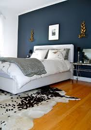 Navy Accent Wall Love The