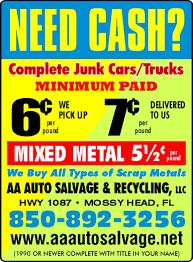 AA Auto Salvage & Recycling LLC - Google+