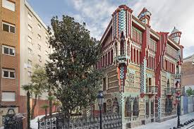 100 Architectural Masterpiece Gaudis First Architectural Masterpiece Casa Vicens Opening