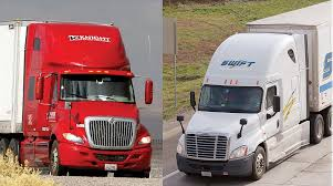 Knight-Swift Says 3Q Results Reflect 'Progress' In All Segments ... Knight Transportation Swift Announce Mger Photo Skin For Volvo Vnr Trailer V10 129x Summation Freight Transport And Merge Twig Logistics Network To Create More Than 400 Jobs In Plainfield Visit Top Companies At The Midamerica Trucking Show Smart Phone Driver Trainer Trucker Anthony Evans How To Cheap Truckss New Trucks Kkw Enter Mger Agreement
