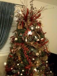 Rustic Christmas Tree Nice