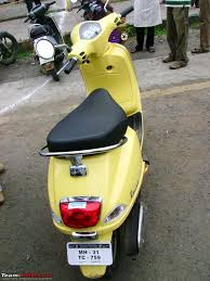 Rebirth Vespa Scooters Launched In India Rs 66000 Dsc09706a