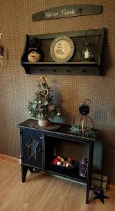 Primitive Living Room Wall Decor by Best 25 Primitive Decor Ideas On Pinterest Primitive Living