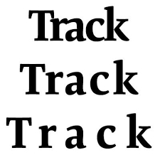 Tracking Definition Typography Letter Spacing Terms Glossary