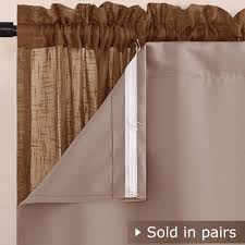 Light Blocking Curtain Liner by Aliexpress Com Buy Insulated Blackout Curtain Liners Room