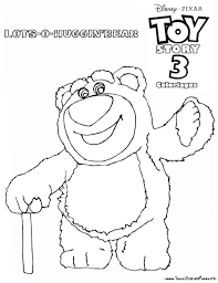 Disney Toy Story Coloring Book Toy Story Coloring Page