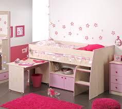 bureau chambre fille lit combiné enfant capucine lit combiné chambre enfant chambre