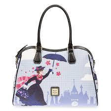 Mary Poppins Doctor Bag Satchel Dooney Bourke ShopDisney