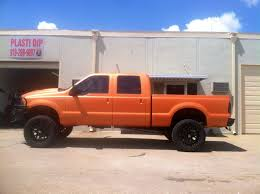100 Plastidip Truck Koi Orange With Team Orange Candy Pearl Plastidip Plasti Dip