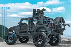 100 2014 Jeep Wrangler Truck Starwood Motors BugOut Texas Instruments RECOIL