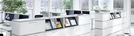 bureau paysager organisation rangements et séparations de bureaux paysagers
