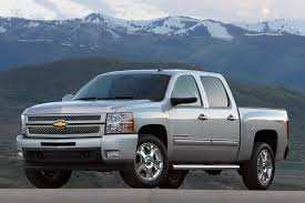 2012 Chevrolet Silverado 1500 Overview