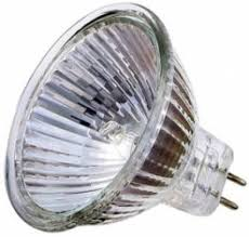 50w mr16 halogen dichroic 12v 36 degree closed fronted