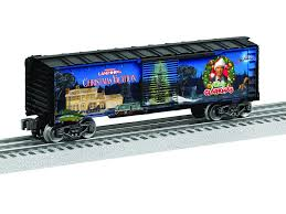 Griswold Christmas Tree On Car by Lionel 6 83778 Christmas Vacation Boxcar