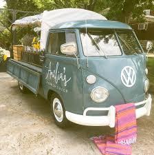 Amelias Flower Truck At Castilleja Nashvilles