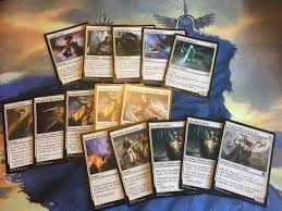 Mtg Red White Deck Modern by Legit Mtg Competitive Limited Under The Eldritch Moon