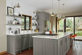 Gray Kitchen Cabinets Colors Painting Kitchen Cabinets Our Favorite Colors For The Job