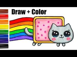 Kawaii Coloring Sheets From Drawsocute Starbucks Unicorn Frapicino How To Draw A Cartoon Narwhal Whale