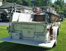 100 Fire Trucks For Sale On Ebay BangShiftcom 1953 Chevy 6400