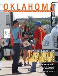 Oklahoma Motor Carrier Magazine - Summer 2012 By Oklahoma Trucking ...