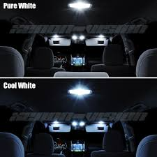 100 G5 Interior Pontiac 20072009 3 Pieces LED Kit 5050 LED Chip