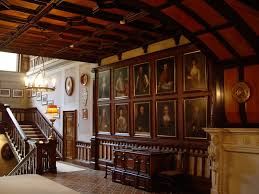 Old English Manor Interior