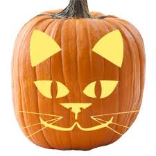 Scary Vampire Pumpkin Stencils by The 25 Best Cat Pumpkin Stencil Ideas On Pinterest Pumpkin