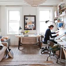 Awesome Rustic Home Office Designs 14