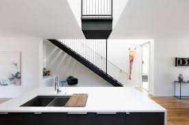 100 Edenton Lofts St Duo Residence By Raleigh Architecture Company09