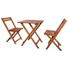 VidaXL Solid Acacia Wood Bistro Set 3 Piece Outdoor Folding Table And Chairs Plantex Space Saver Teakwood Folding Chair Table Setwooden Stakmore Traditional Expanding Fruitwood Frame Flash Fniture Hercules 8 X 40 Wood Set 6 Chairs 47 Patio And Folding Chair Foldable Solid Basil Wooden King Teak 4 Piece Golden 1 Garden Shop Homeworks Online In Wow Incredible Luan 18x72 Ft Seminar Vinyl Edging Boltthru Top Locking Steel Mannagum Pnic With Seats