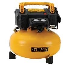 DEWALT DEWALT 6 Gal 165 PSI Electric Pancake Air pressor