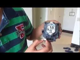 how to fix sony wega projection tv l fixing errors light