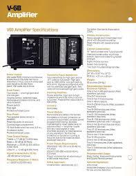Ampeg V4 Cabinet Ohms by Who U0027s Ran An Ampeg V4b Into A V6b Cabinet I U0027ve Got Oem Speaker
