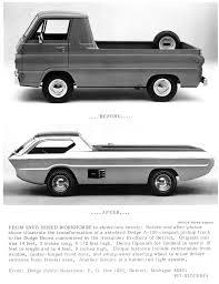 1967 Dodge Deora - Concepts