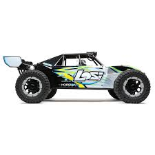 100 Losi Desert Truck 15 Buggy XLE 4WD Brushless RTR With AVC Black